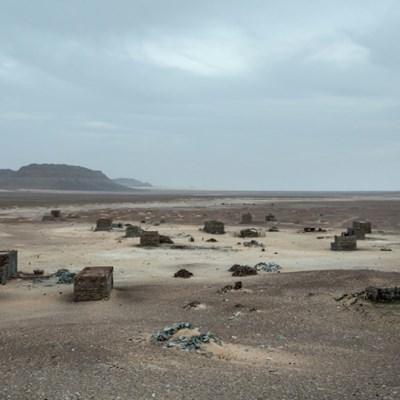 Mauritania's former desert jewel, forgotten and fading
