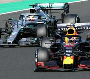 Hamilton relishing new rivalry with Verstappen after 'awesome' Hungary duel