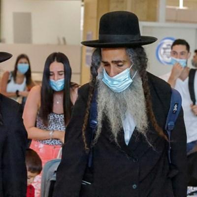 Frustrated pilgrims blame Israel government for Ukraine border ordeal