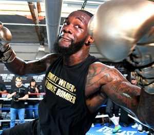 Winner of Fury showdown 'true champion' - Wilder