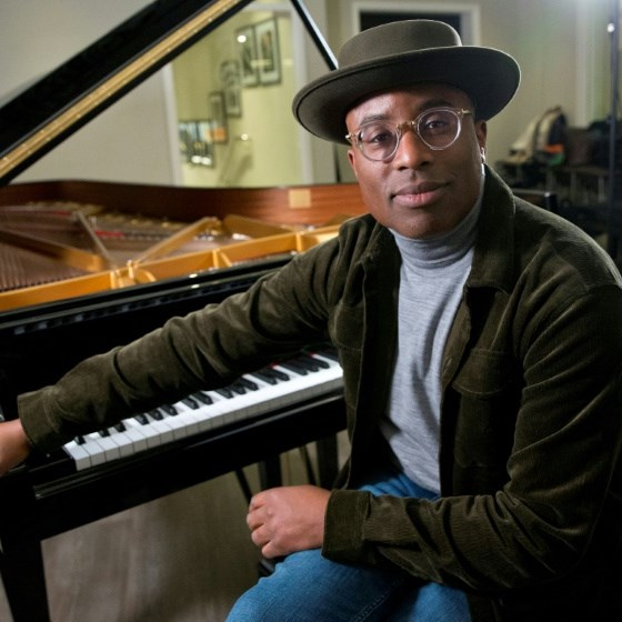 UK pianist Alexis Ffrench bids to change image of classical music