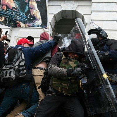 Report on Capitol Hill riot criticizes police preparation, response