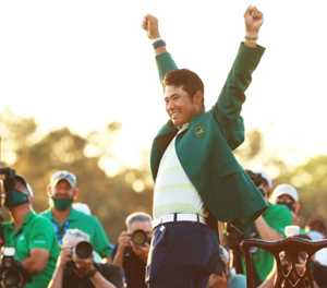 Masters champion Matsuyama out of Open after Covid positive