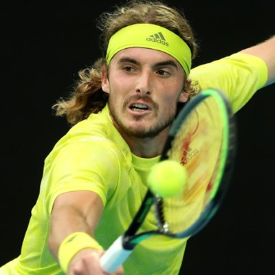 Tsitsipas survives five-set marathon to reach last 32 in Melbourne
