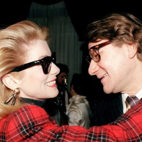 French actress Deneuve to auction personal YSL clothing next week