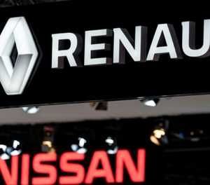 Nissan denies reported plans to split with Renault