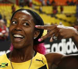 Fraser-Pryce - Jamaica's 'pocket rocket' with the golden touch