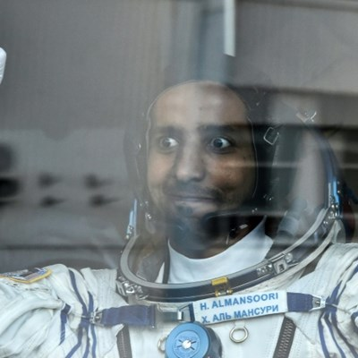Emirati becomes first Arab to reach ISS