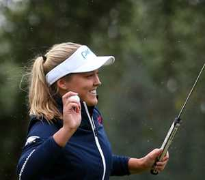Henderson seeks third Portland win as LPGA eyes France, Asia