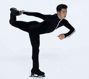 World champ Chen seeks third straight Skate America crown