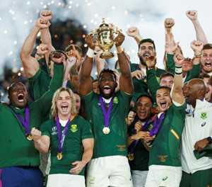 Springboks skipper Kolisi wins personality of the year award