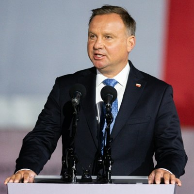 Poland's president tests positive for coronavirus: aide