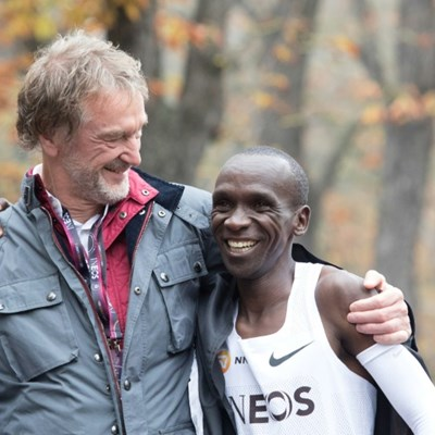 Historic marathon adds to Ineos' growing sporting portfolio