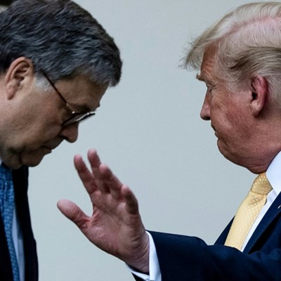 Bill Barr - Trump's fixer or 'big disappointment'?