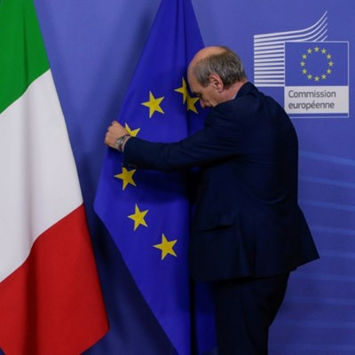 EU raises heat on Italy over high debt