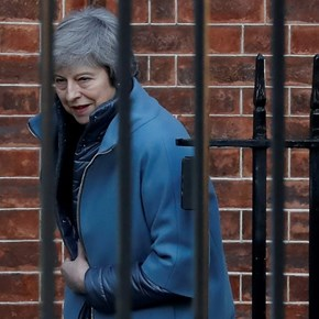Brexit: May heads back to Brussels but EU not budging