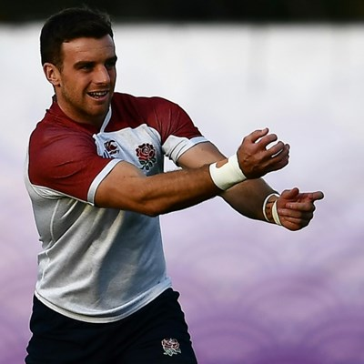Recalled Ford urges England to 'embrace pressure' against All Blacks