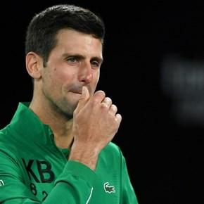 Tearful Djokovic pays tribute to 'mentor, friend' Kobe Bryant