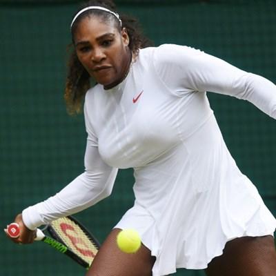 'I'm just getting started': Serena warns Wimbledon rivals