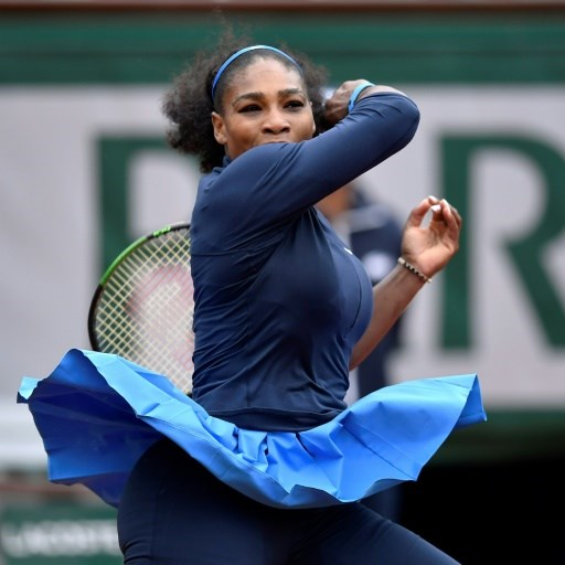 Serena's highs and lows at Roland Garros