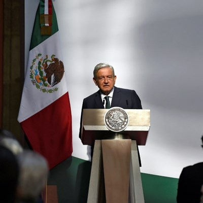 Mexican president admits murders rising on his watch