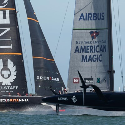 America's Cup hopefuls face off in challenger series