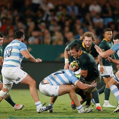 Four dropped from Springboks World Cup training squad