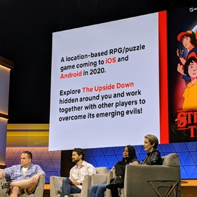 Netflix gets its game on at E3 with 'Stranger Things'