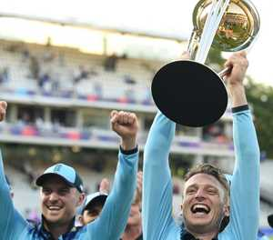 England World Cup hero Buttler says: 'Nothing can faze me now'
