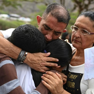 Hospital shortages a death sentence for Venezuelan children