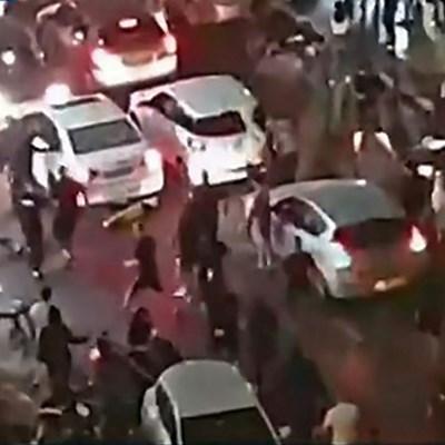 Mob 'lynching of Arab' aired live on Israeli TV