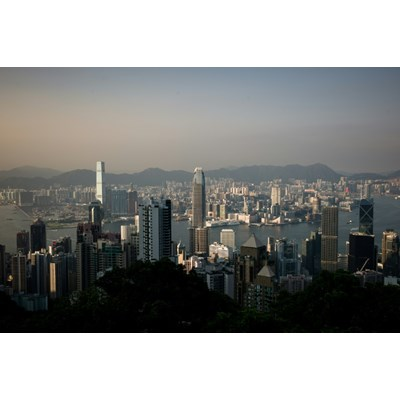 Travel, tourism stocks dive on virus woes as Hong Kong resumes trading