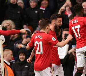 Are Man Utd finally on their way back to the top?