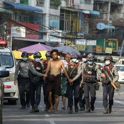 Myanmar counts cost of coup, 100 days on