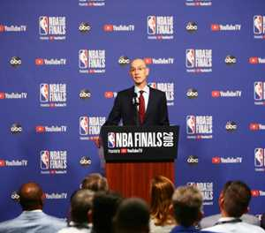 US-China political tensions, tariffs don't worry NBA boss