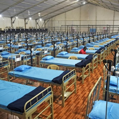 Mumbai opens new hospitals as India virus deaths top 20,000