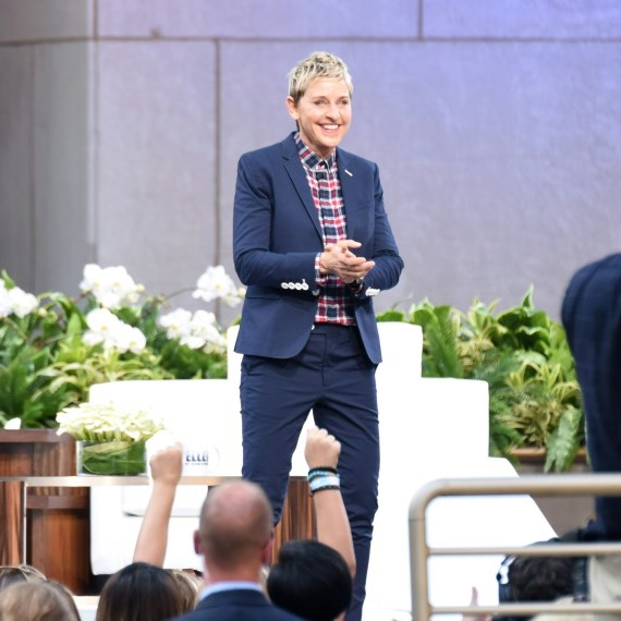 US talk show giant Ellen DeGeneres calls it quits