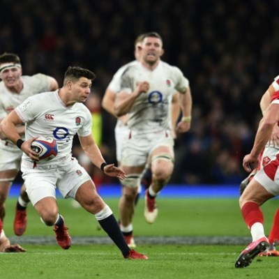 England rugby coach warns contact training 'will take time'