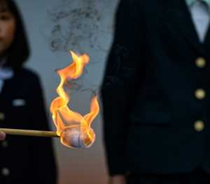 Fukushima hopes Olympic torch will shine light on recovery
