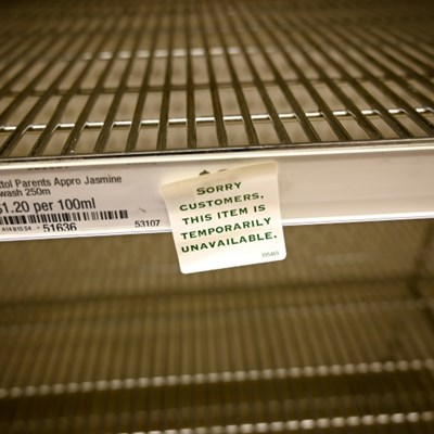 Virus panic buying prompts toilet roll rationing Down Under