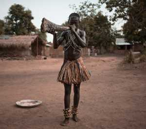 The horns of the Broto, a Central African tradition under threat