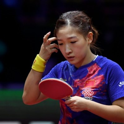 Chinese table tennis world champion left out of Olympics singles