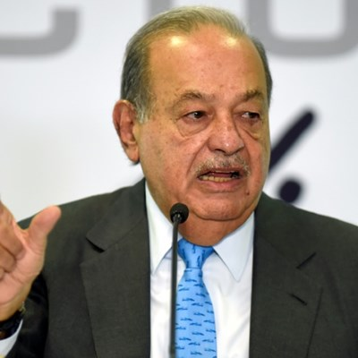 Mexican billionaire Carlos Slim hospitalized with Covid