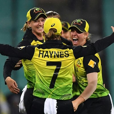 Defending champions Australia to face India in women's T20 World Cup final