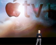 Apple TV+ seeks stardom on streaming service stage