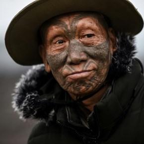 Myanmar's last generation of tattooed headhunters