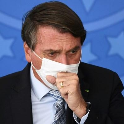 Bolsonaro changes health minister again, as Brazil's Covid cases surge