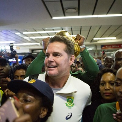 Springboks 'will do anything' to play Lions - Erasmus