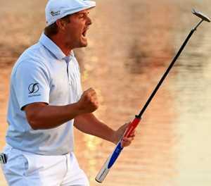 Big-hitting Bryson, magical Spieth: Golf talking points