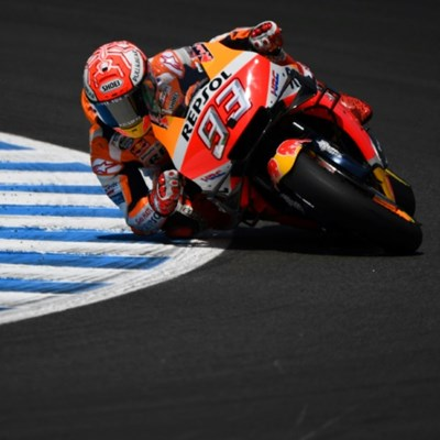Marquez wins Spanish MotoGP, regains championship lead
